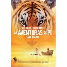 As Aventuras de Pi - Martel, Yann - 9788520933107