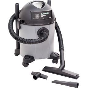 Aspirador de Pó e Água Lavor Wash Compact
