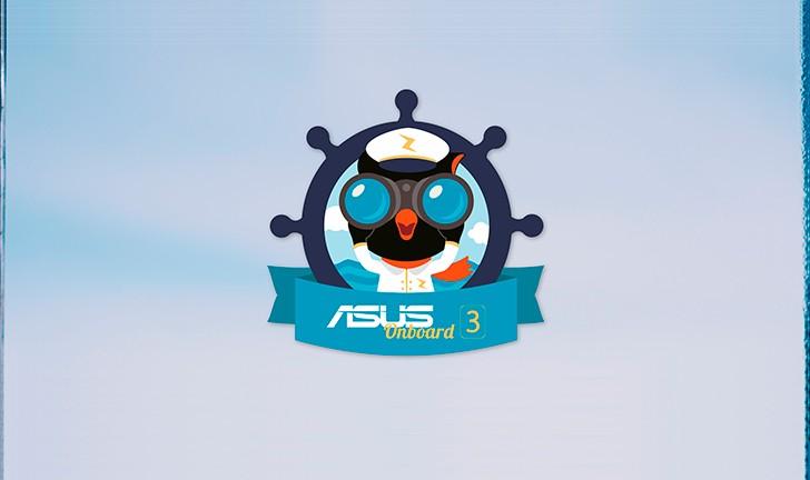 Asus anuncia lançamentos do 1º semestre de 2017 no Asus Onboard 3