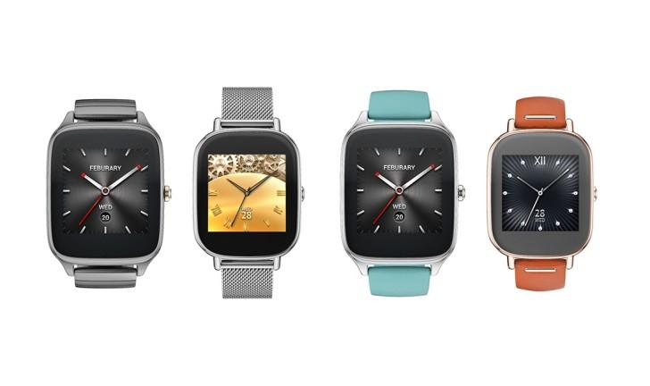 Asus anuncia o ZenWatch 2, seu novo smartwatch