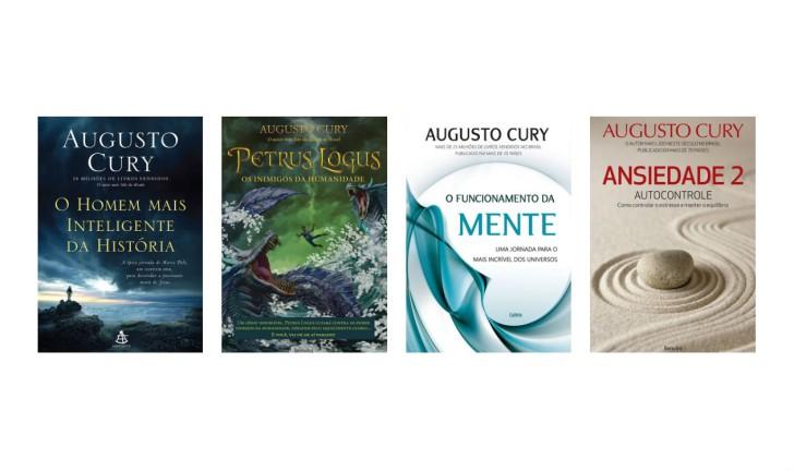 Augusto Cury: os 14 melhores livros para ler em 2019