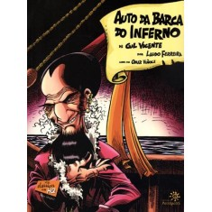 Auto da Barca do Inferno - Série Clássicos Em Quadrinhos - Ferreira, Laudo - 9788575962084