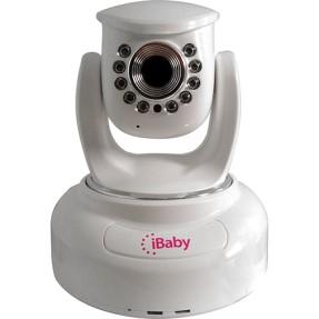 Babá Eletrônica iBaby com Câmera Visão Noturna Sensor de Movimento Monitor M3