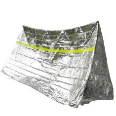 Barraca de Camping 1 pessoa Guepardo Emergência Alumínio