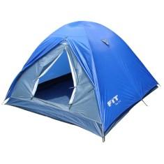 Barraca de Camping 3 pessoas Nautika Fox 3