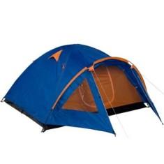Barraca de Camping 4 pessoas Mor Tribo