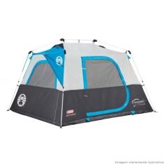 Barraca de Camping 6 pessoas Coleman Instant Cabin 6