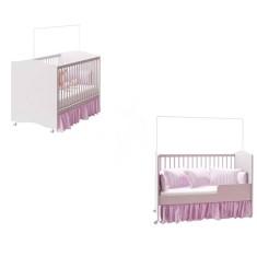 Berço Móveis Estrela Satriani Mini-cama