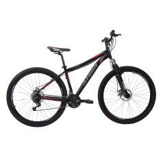 Bicicleta Athor 21 Marchas Aro 29 Suspensão Dianteira Freio a Disco Mecânico Titan