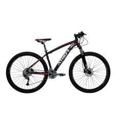 Bicicleta Athor 27 Marchas Aro 29 Suspensão Dianteira Freio a Disco Hidráulico Android