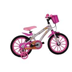 Bicicleta Athor Aro 16 Freio V-Brake Baby Lux