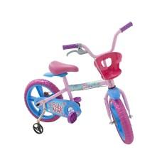 Bicicleta Bandeirante Aro 14 Baby Alive