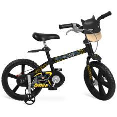 Bicicleta Bandeirante Batman Aro 14 3202