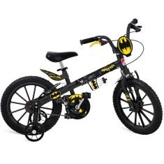 Bicicleta Bandeirante Batman Aro 16 Freio V-Brake 2363
