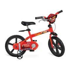 Bicicleta Bandeirante Carros Aro 14 2336