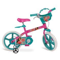 Bicicleta Bandeirante Elena De Avalor Aro 14 3107