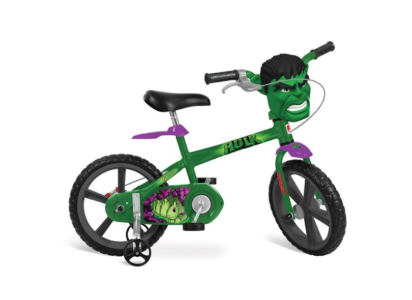 5560c00fa Bicicleta Bandeirante Aro 14 3019