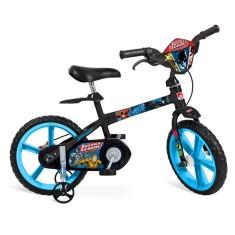 Bicicleta Bandeirante Liga da Justiça Aro 14 2387