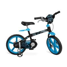 Bicicleta Bandeirante Pantera Negra Aro 14 3018