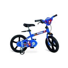Bicicleta Bandeirante Superman Aro 14 2356
