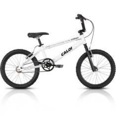 Bicicleta BMX Caloi Aro 20 Freio V-Brake Cross