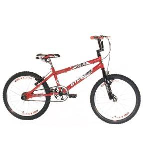 Bicicleta BMX Stone Bike Aro 20 Freio V-Brake Hot Cross