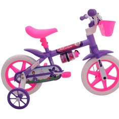 Bicicleta Cairu Aro 12 Violeta