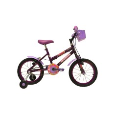 Bicicleta Cairu Aro 16 Freio V-Brake Fadinha