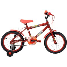 Bicicleta Cairu Aro 16 Freio V-Brake Racer Kids