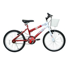 Bicicleta Cairu Aro 20 Freio V-Brake Star Girl