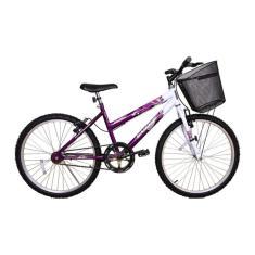 Bicicleta Cairu Aro 24 Freio V-Brake Bella