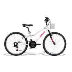 Bicicleta Caloi 21 Marchas Aro 24 Freio V-Brake Ceci 2017