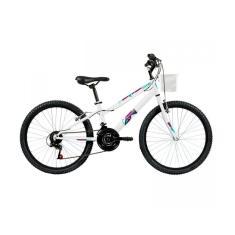 Bicicleta Caloi 21 Marchas Aro 24 Freio V-Brake Ceci 2021