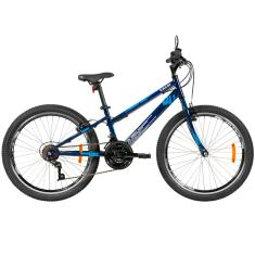 Bicicleta Caloi 21 Marchas Aro 24 Freio V-Brake Max 2021