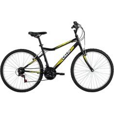 Bicicleta Caloi 21 Marchas Aro 26 Freio V-Brake Aspen 2016
