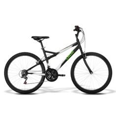Bicicleta Caloi 21 Marchas Aro 26 Freio V-Brake Montana