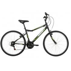 Bicicleta Caloi 21 Marchas Aro 26 Freio V-Brake Twister