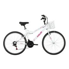 Bicicleta Caloi 21 Marchas Aro 26 Freio V-Brake Ventura 2016