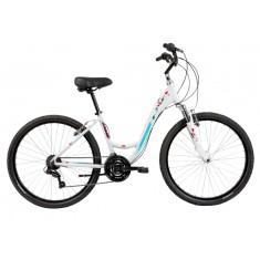 Bicicleta Caloi 21 Marchas Aro 26 Suspensão Dianteira Freio V-Brake Ceci 2018