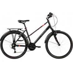 Bicicleta Caloi 21 Marchas Aro 26 Suspensão Dianteira Freio V-Brake Urbam