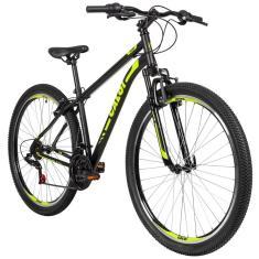 Bicicleta Caloi 21 Marchas Aro 29 Suspensão Dianteira Freio V-Brake Velox 2020
