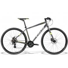Bicicleta Caloi 21 Marchas Aro 700 Freio a Disco Mecânico City Tour Sport