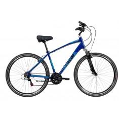Bicicleta Caloi 21 Marchas Aro 700 Suspensão Dianteira Freio V-Brake 700 2018
