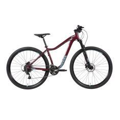 Bicicleta Caloi 27 Marchas Aro 29 Suspensão Dianteira Freio a Disco Hidráulico Atacama F