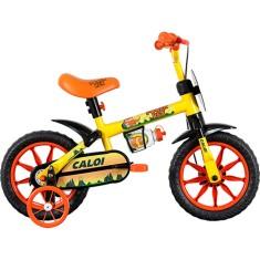 Bicicleta Caloi Aro 12 Power Rex 12
