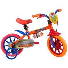 Bicicleta Caloi Aro 12 Power Rex