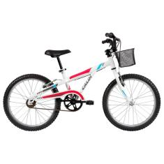 Bicicleta Caloi Aro 20 Freio V-Brake Sweet 20