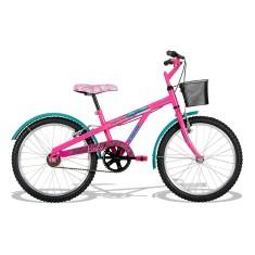 Bicicleta Caloi Barbie Aro 20 Freio V-Brake 2016