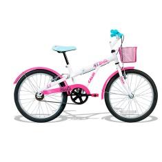 Bicicleta Caloi Barbie Aro 20 Freio V-Brake 2017