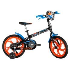 Bicicleta Caloi Hot wheels Aro 16 Linha 2015